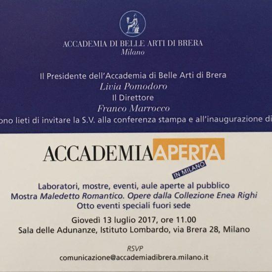 Galleria michela cattai art design for Accademia di design milano