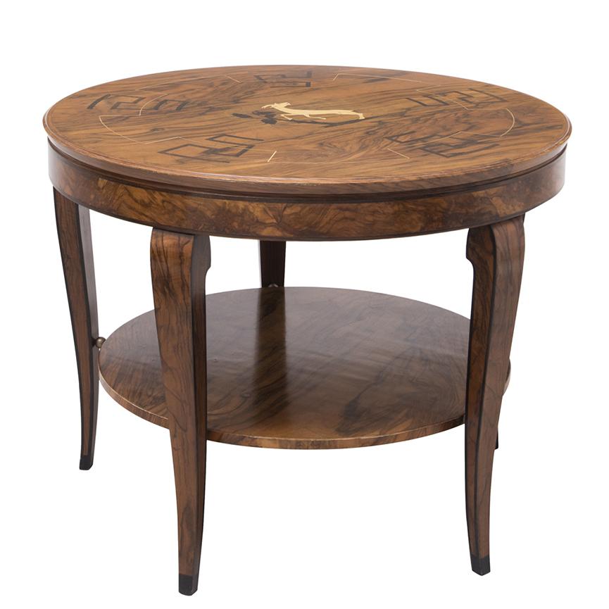 coffee-table_Franco-Albini_galleria Michela Cattai_italian design